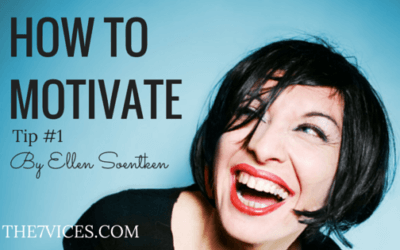 How To Motivate Yourself & Your Colleagues Tip #1