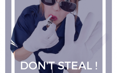Don't steal !